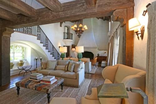 zillow living room design  Room of the Week: Celebrity-Inspired Living Room Design