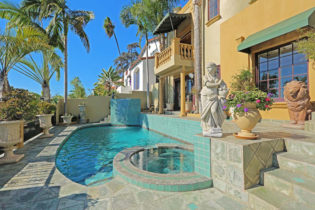 January: Sunset Strip Villa
