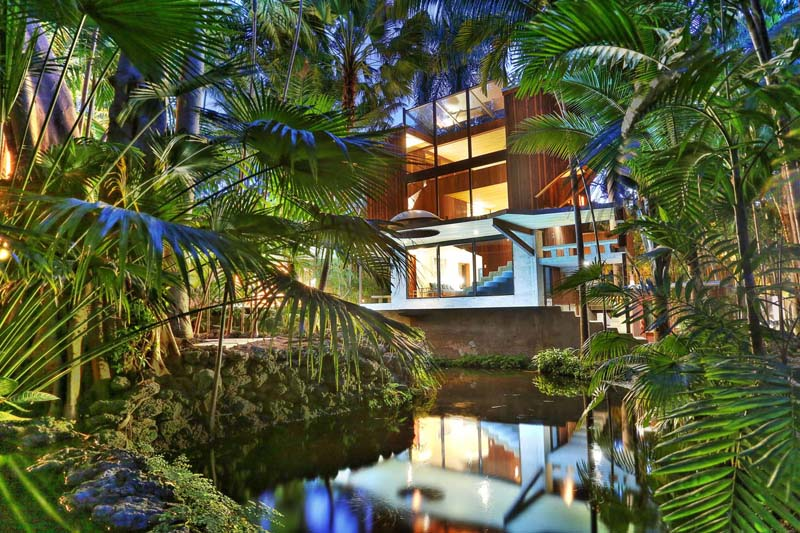 A (Lazy) River Runs Through This Home – House of the Week
