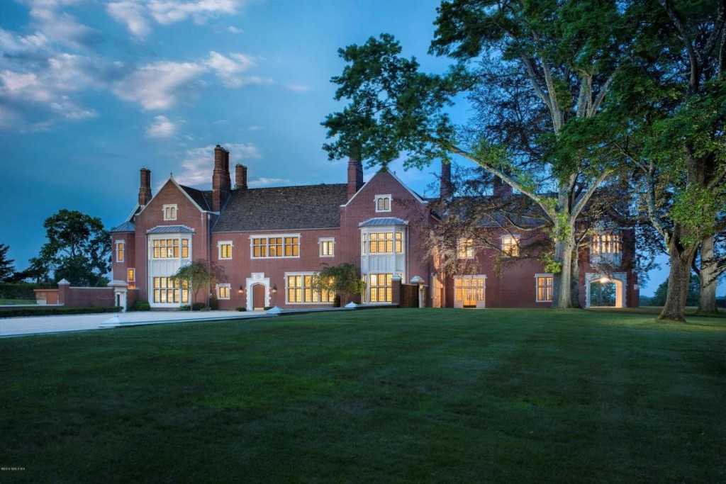 leona helmsley s greenwich home listed for 65 million