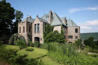 October: Stone Castle