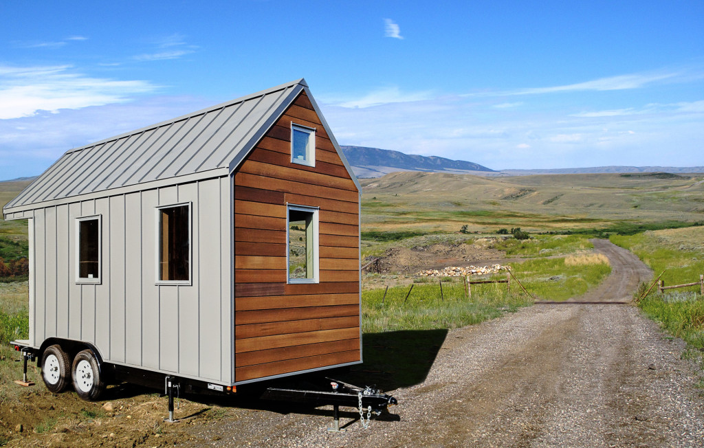 House of the week 150 square feet on wheels for 150 sq ft