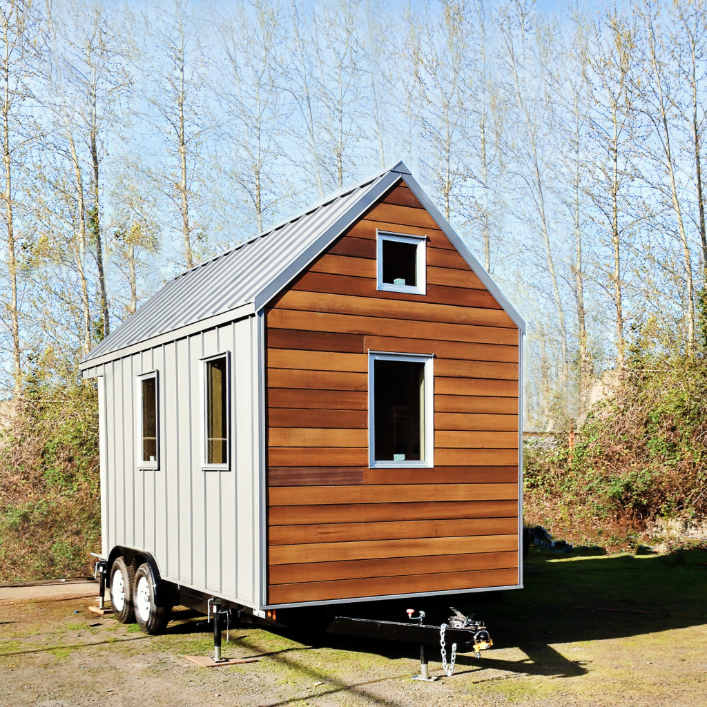 150 Sq Ft House Of The Week 150 Square Feet On Wheels Zillow Porchlight