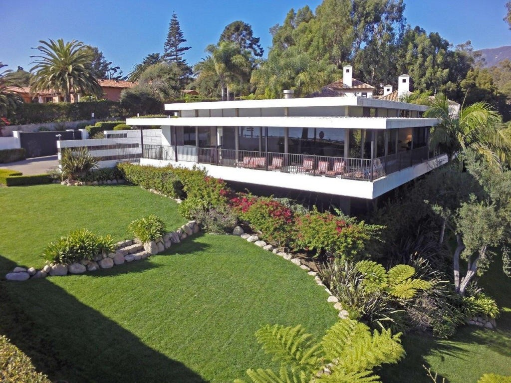1086 Channel Dr Santa Barbara Contemporary