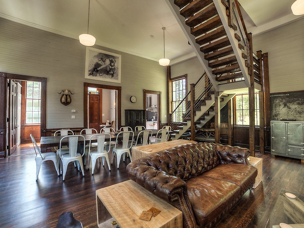 House of the Week: A Converted One-Room Schoolhouse