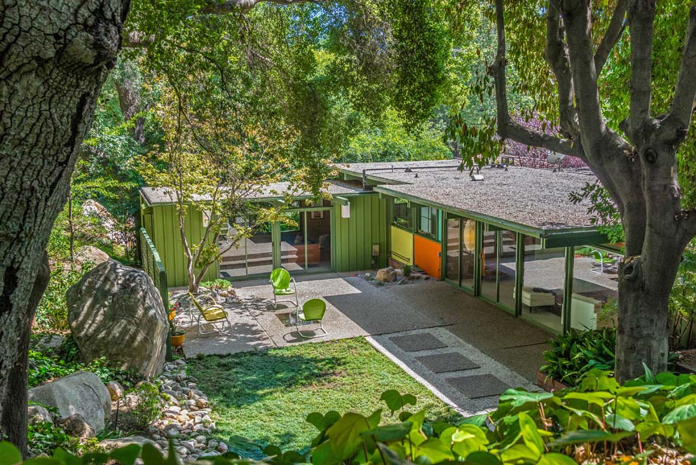 House of the Week: Mid-Century Modern Built for an Architect