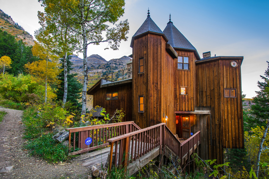 House Of The Week Storybook Ski Castle In Sundance