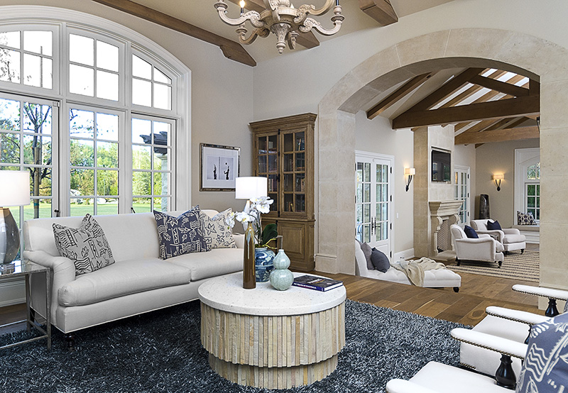 Kim kardashian house interior design