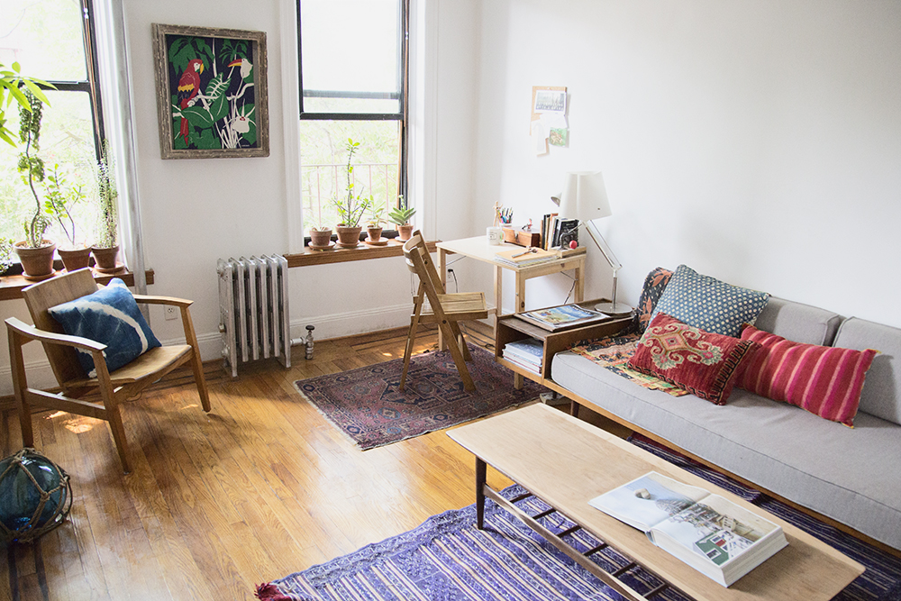 Inside A Beachy Apartment On Brooklynu0027s Waterfront