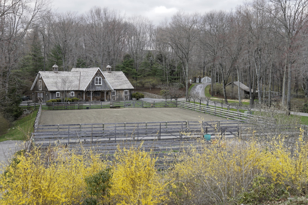 ron howard listing greenwich  ct home for sale