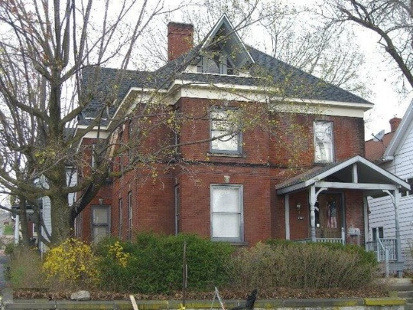 Crumbling Mansions for Under $100,000