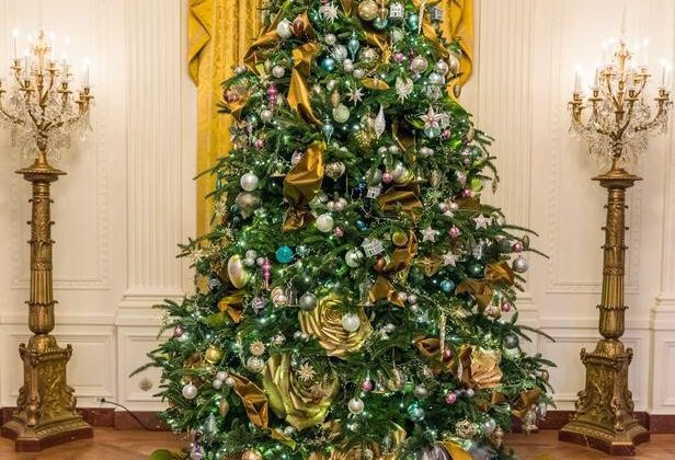 the year i decorated the white house for christmas