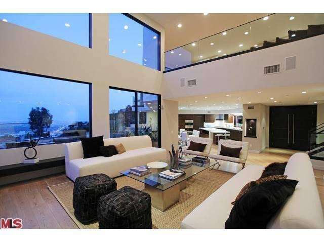 Ludacris puts down 4 8m in hollywood hills for modern for Modern homes atlanta