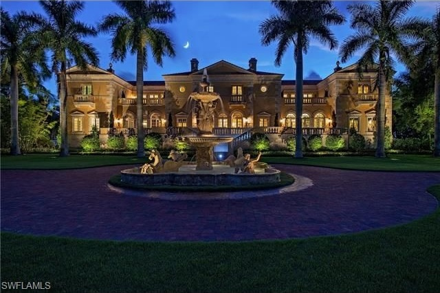Most expensive homes in the south for Expensive homes in florida