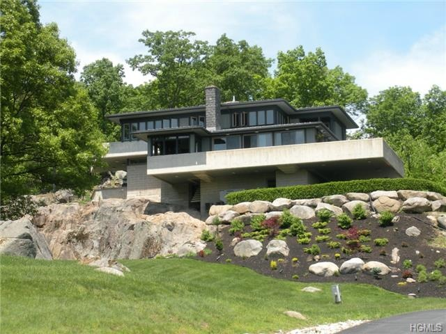 Home architecture 101 mid century modern for Modern house upstate ny