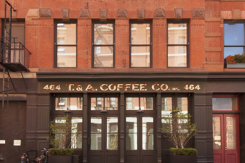 Art Deco Meets Steampunk In J Crew Ceo S Manhattan Listing