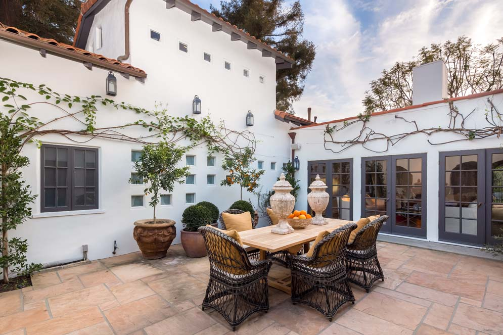 Spanish Revival house of the week: an authentic spanish revival home in brentwood