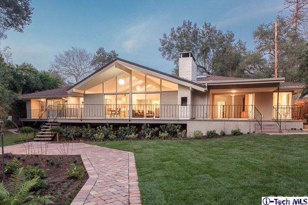 Own an Award Winning Mid-Century Glass House for Just $619K