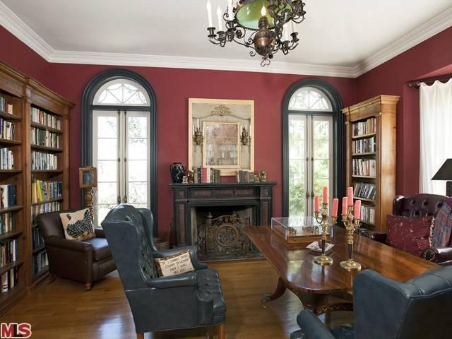 heidi klum buys home in bel air. Black Bedroom Furniture Sets. Home Design Ideas