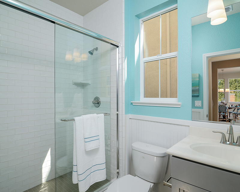 Homes With Blue Bathrooms Sell For More Than Expected