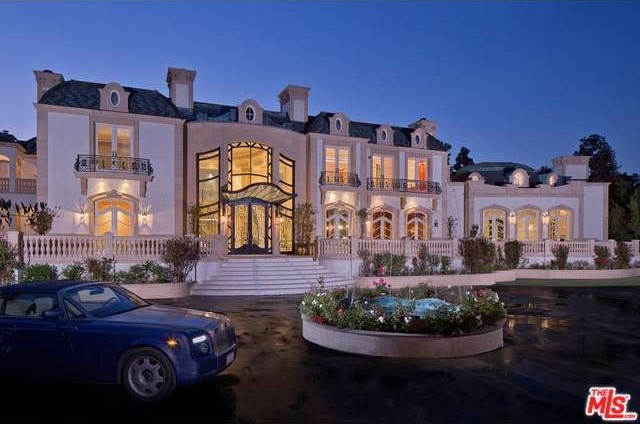 Most Expensive Homes West