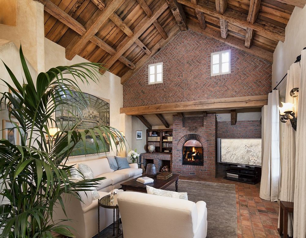 Jeff Bridges Asks $29.5M for Montecito Estate