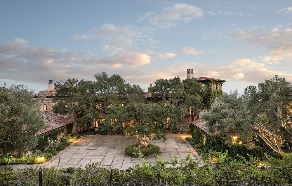 Jeff bridges asks 29 5m for montecito estate - Tuscany sotheby s international realty ...