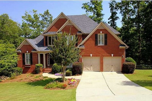 About a 30 minute drive from Atlanta  this Alpharetta home has 6 bedrooms  and 4 bathrooms on an acre lot  The home last sold in October 2008 for   350 000. 6 Bedroom Homes for Less Than  500 000