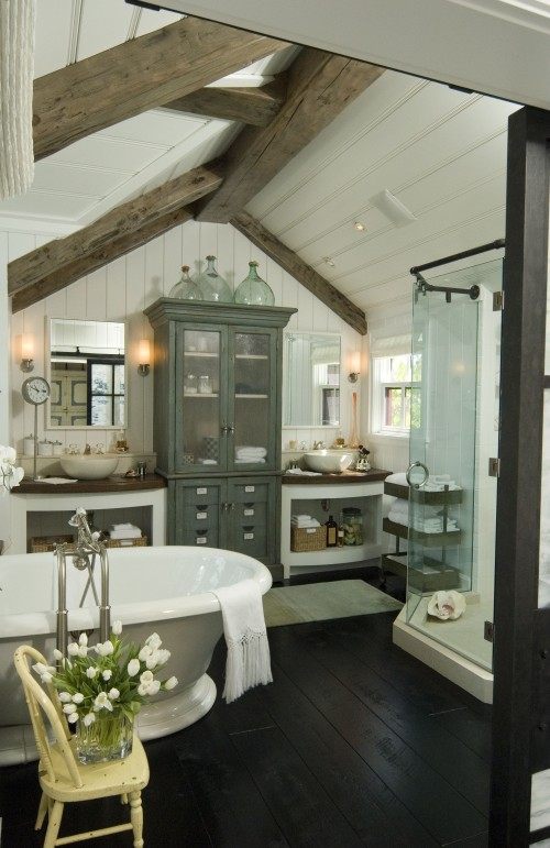 The Barn Look: Creating a Rustic Feel in Your Contemporary Home