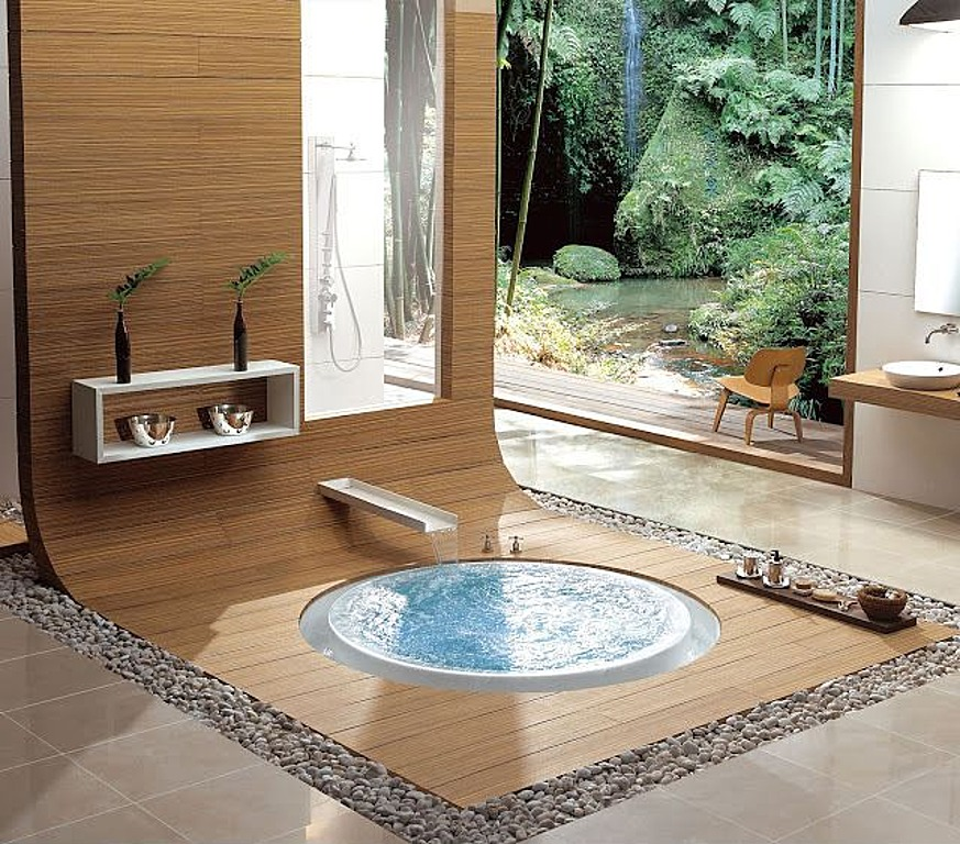 Etonnant Contemporary Bathtub 1
