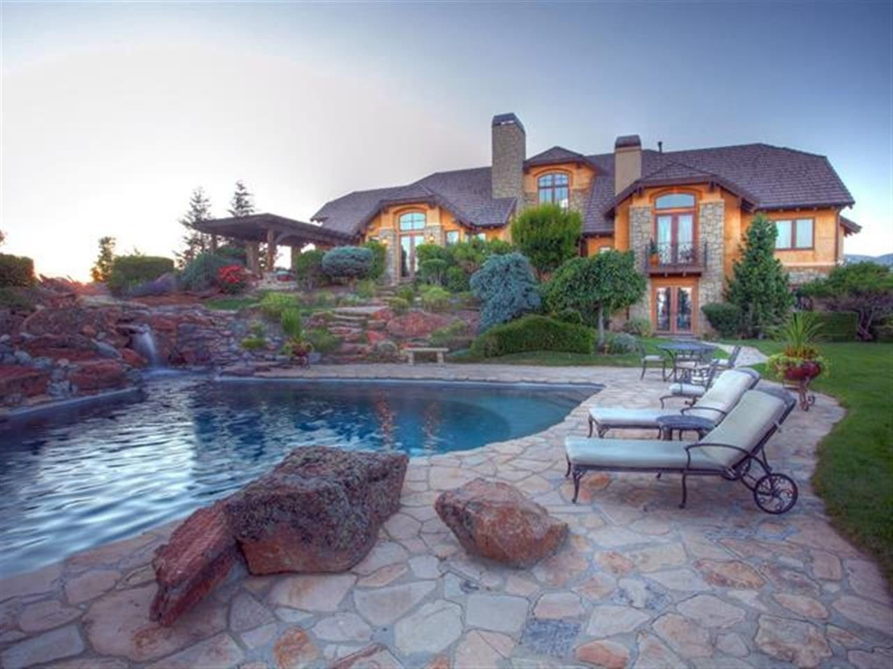 Bill buckner 39 s boise ranch for sale for Buckner home