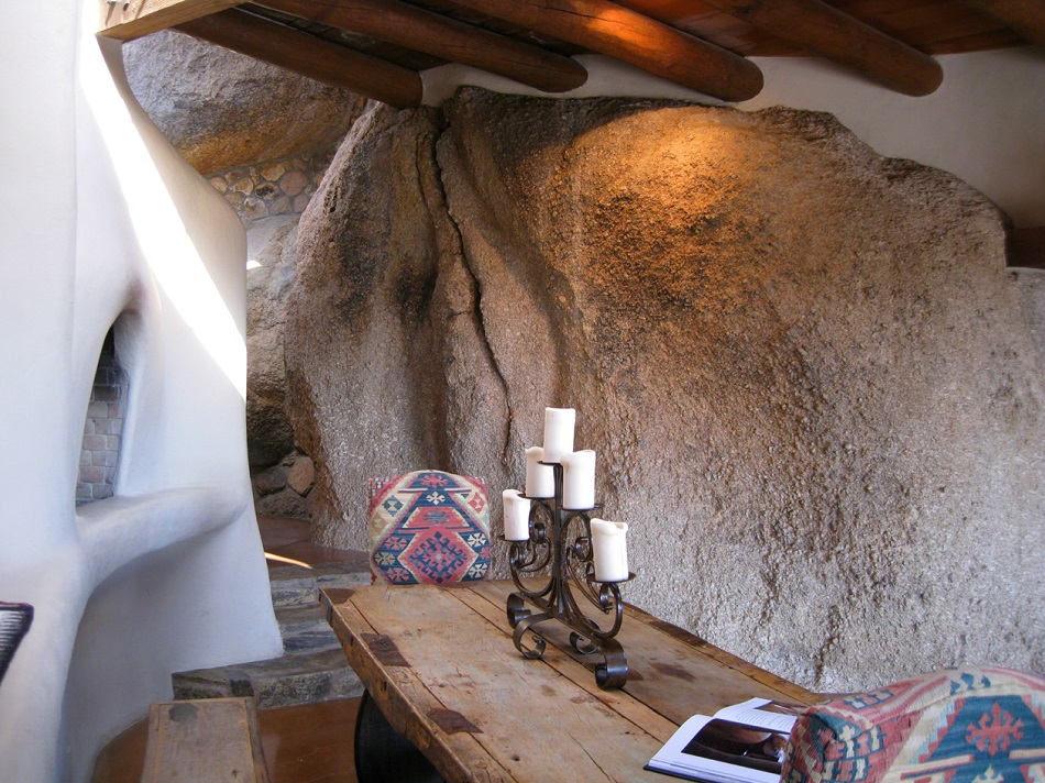 Concrete Forms For Sale >> House of the Week: A Boulder House With Petroglyphs