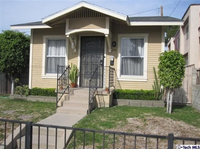 of pasadena this socal starter home boasts just 1 bedroom and 1