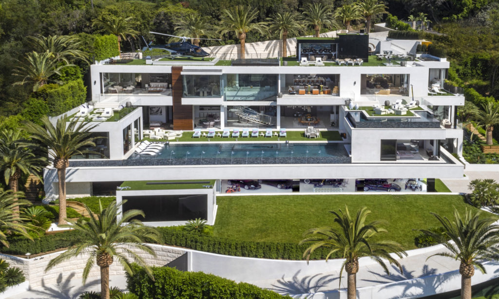 This luxury masterpiece is currently the most expensive home on the U.S.  market with a price tag of $250 million. The mansion comes with a fleet of  exotic ...