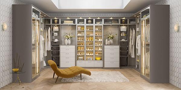 10 Inspiring Closet Designs