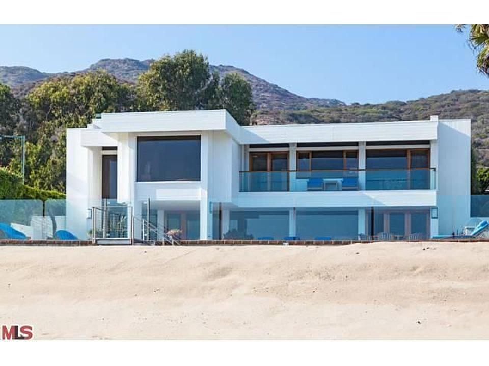 Buff hensman home on billionaire 39 s beach for sale for for Billionaire homes for sale