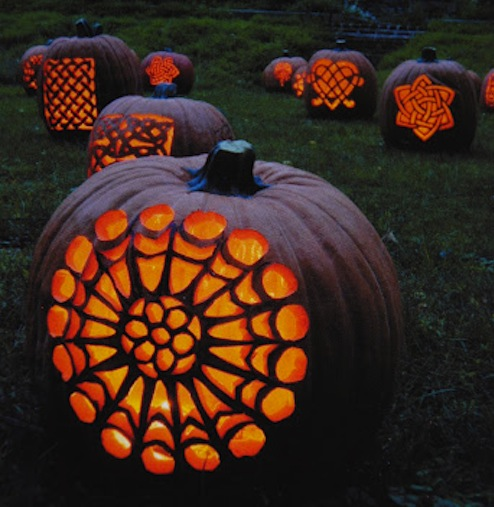 52 ways to decorate your pumpkin - zillow porchlight