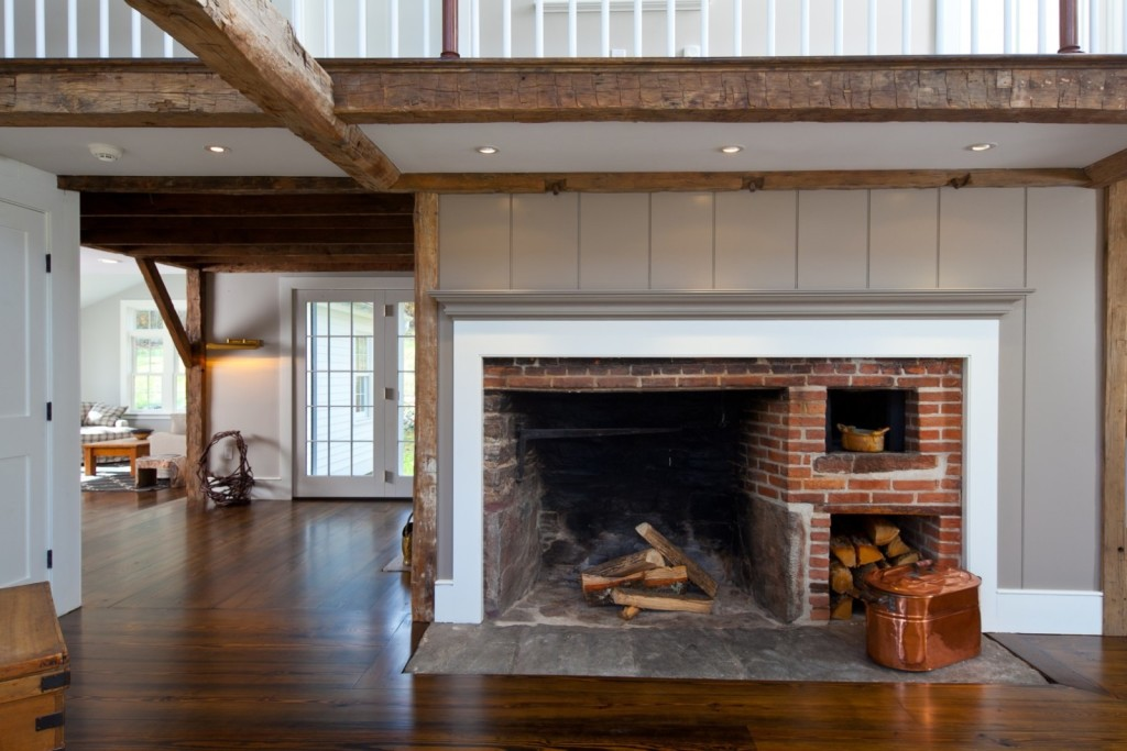 House Of The Week A Rebuilt 255 Year Old Farmhouse