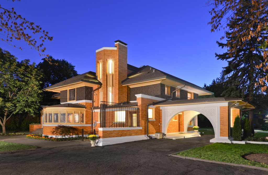 First Home Frank Lloyd Wright 143536 on 72 Million Home For Sale