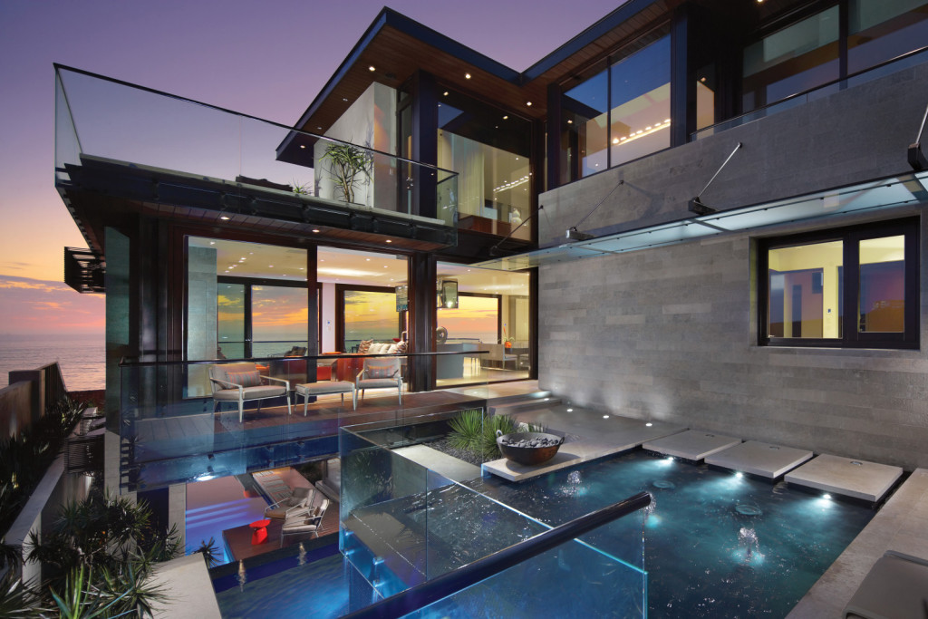 Ultra modern house Exterior Dana Point Ca Zillow 10 Ultramodern Homes Fit For The hunger Games Capitol