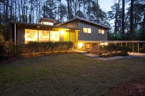 Modern home for sale georgia.