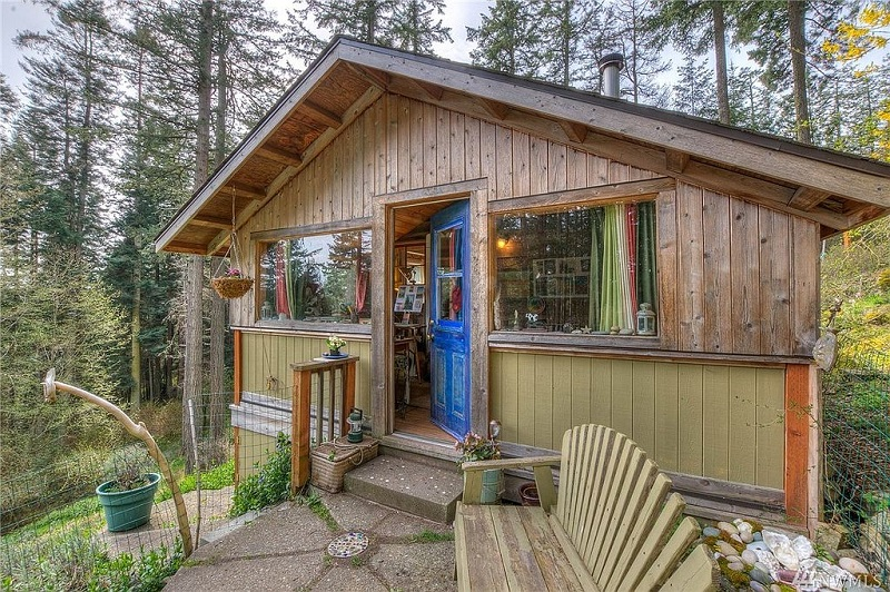 These 7 tiny homes are the perfect summer getaway for Small house builders washington state