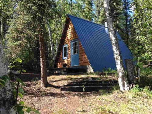 Tiny Territory Homes Under 400 Square Feet