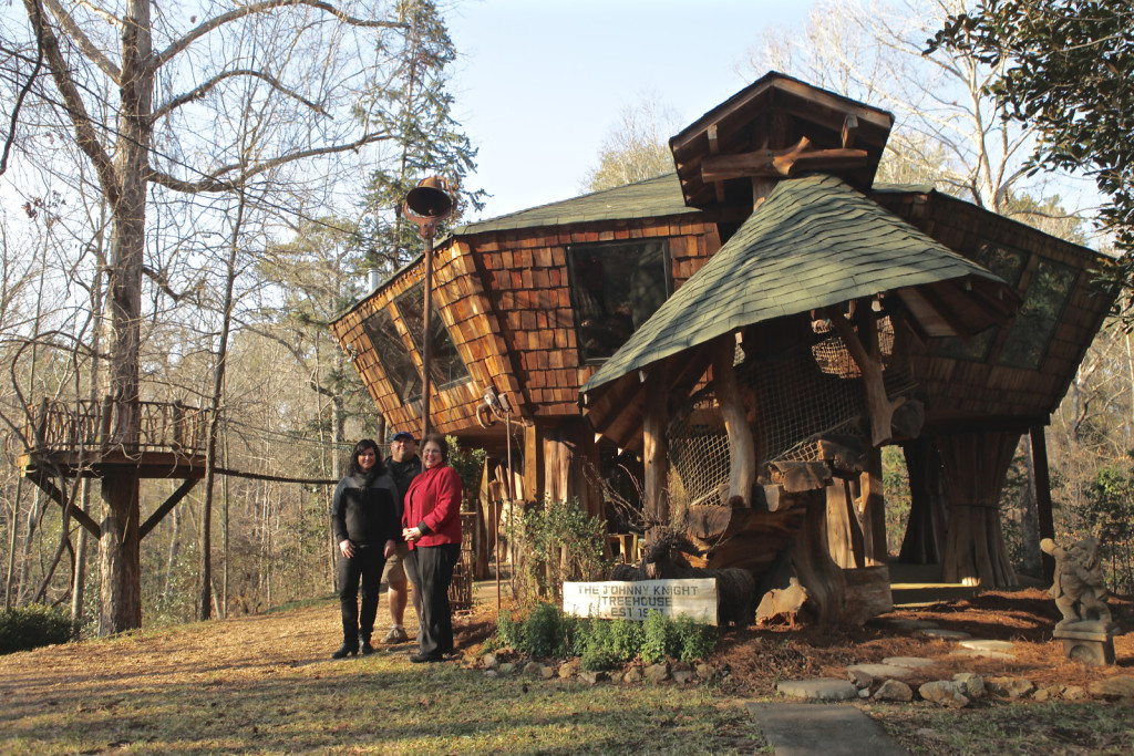 The Family Treehouse A Place To Come Together And Just Be