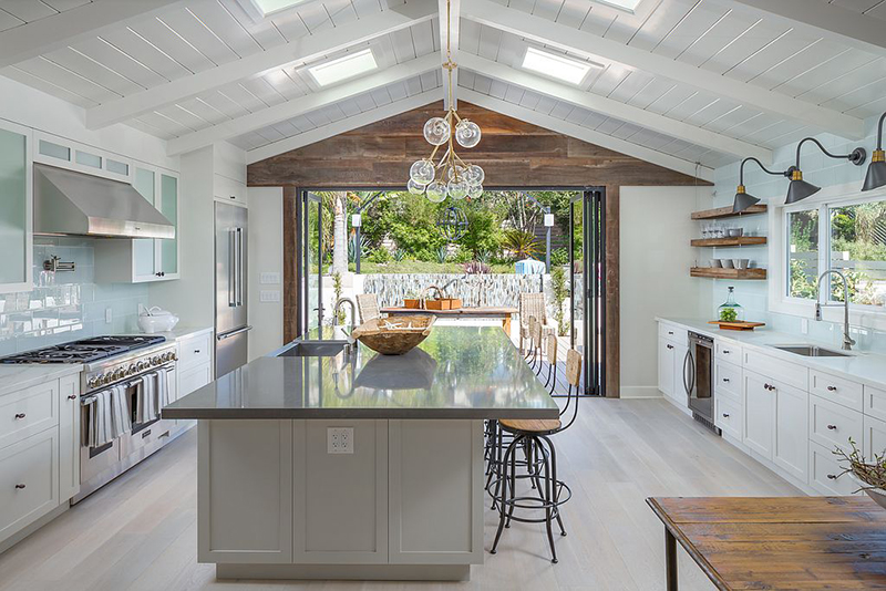 Cool It us hard to pick just one favorite feature of this room u and with something for everyone it us easy to see why this kitchen was voted No
