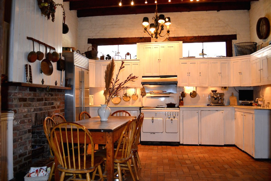 French Colonial Kitchen 907 Dauphine St New Orleans