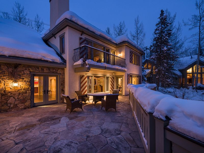 gerald fords  ski chalet  sale    million