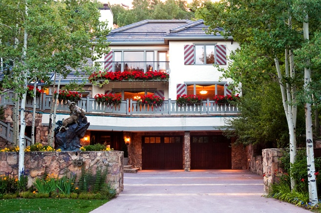 Gerald Ford S Former Ski Chalet For Sale Now For 8 5 Million