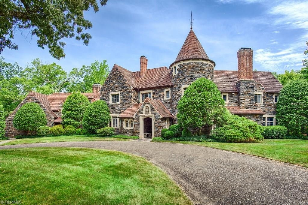 All Tudored Up for the Holidays: 10 Homes for Sale