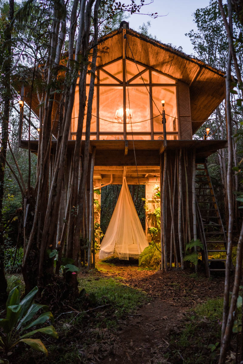 Explore a Tiny, Tropical Treehouse in Hawaii on design on metal, design on soap, design on money, design on door, design on nail, design on paper, design on cake, design on dollar bill, design on key, design on bike, design on computer screen, design on line, design on book,